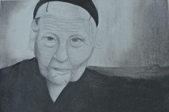 III miejsce autorka Weronika Rudecka Kaczmarzyk. Irena Sendlerowa