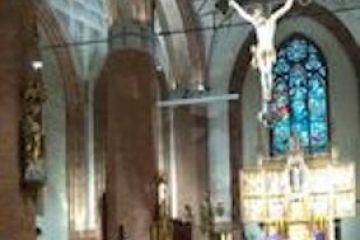 Podziękowanie KSD za mszę św. za duszę śp. ks. Kardynała Henryka Gulbinowicza - 16.12.2020, w Olsztynie..
