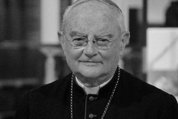 Zmarł Ksiądz Arcybiskup Henryk Hoser - 13 sierpnia 2021