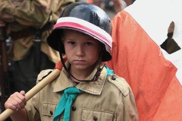 Powstanie Warszawskie 1.08.2021 w obiektywie