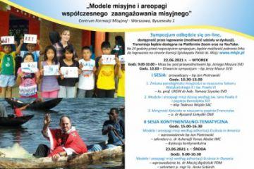 Modele misyjne i aeropagi współczesnego zaangażowania misyjnego