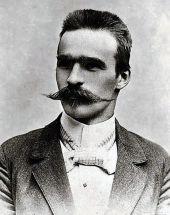 Jozef Pilsudski 1899